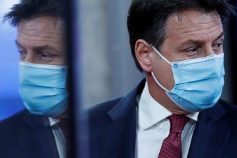 Talijanski premijer Giuseppe Conte / REUTERS