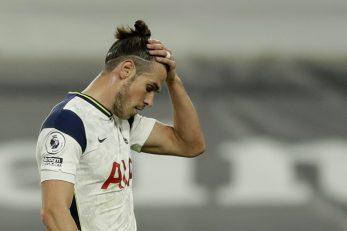 Gareth Bale (Tottenham)/Foto REUTERS