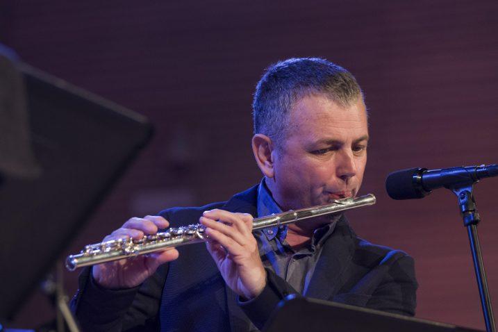 Multiinstrumentalist i skladatelj Miro Kadoić