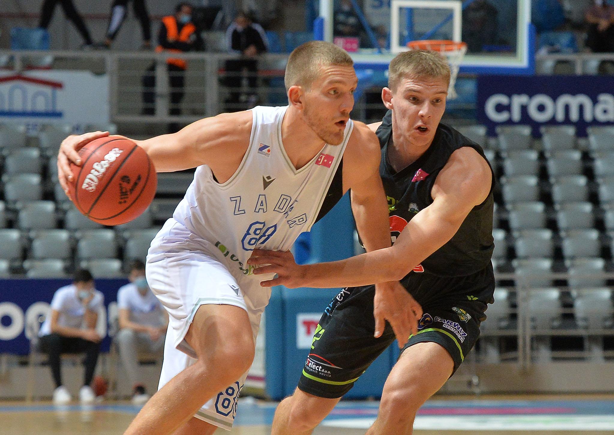 Zadnju su utakmicu Škrljevčani odigrali protiv Zadra/Foto Z. KUCELIN