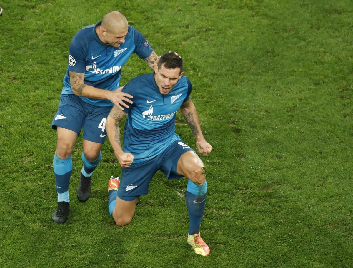 Yaroslav Rakitskiy i Dejan Lovren/Foto REUTERS