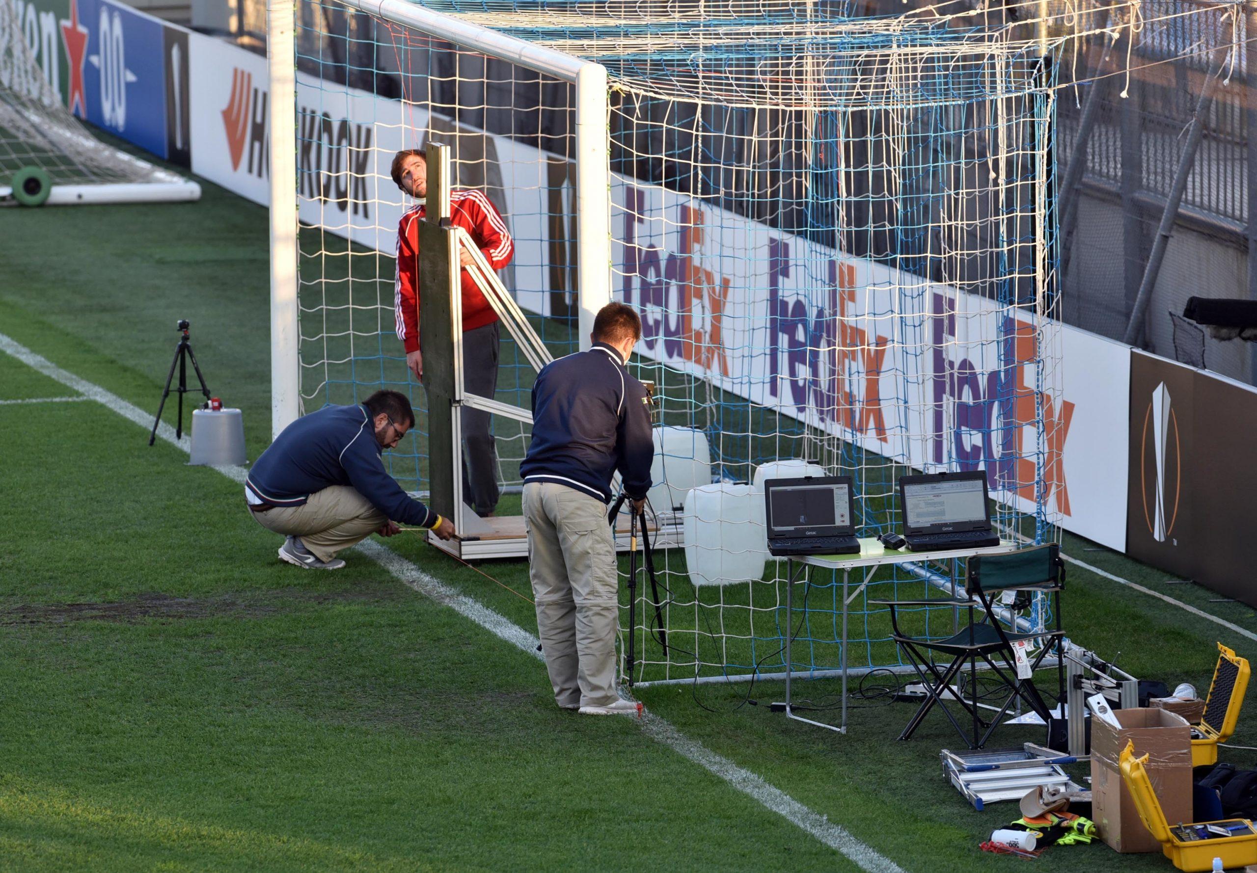 Živo je bilo uoči treninga Španjolaca na rujevičkom stadionu/D. ŠKOMRLJ