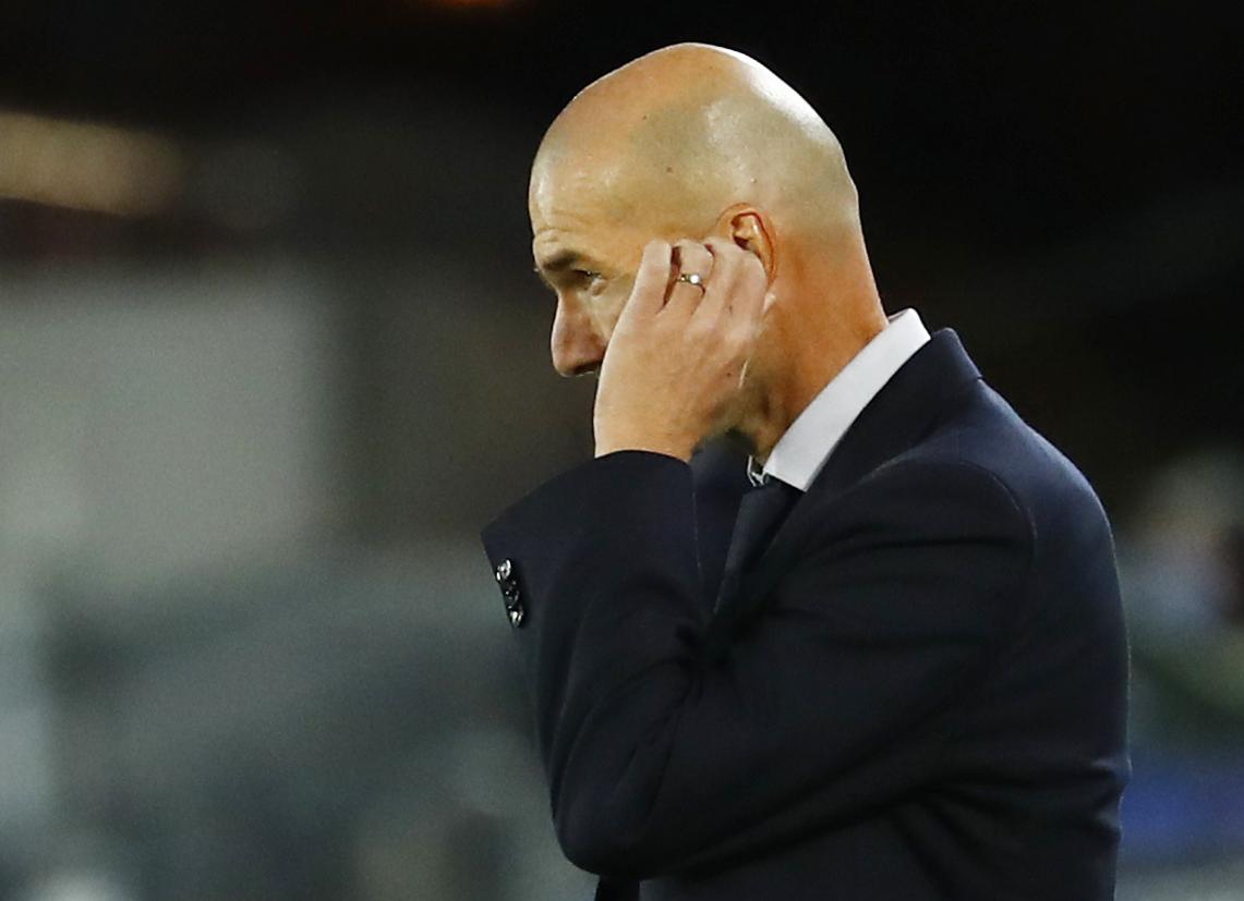 Zinedine Zidane/Foto REUTERS