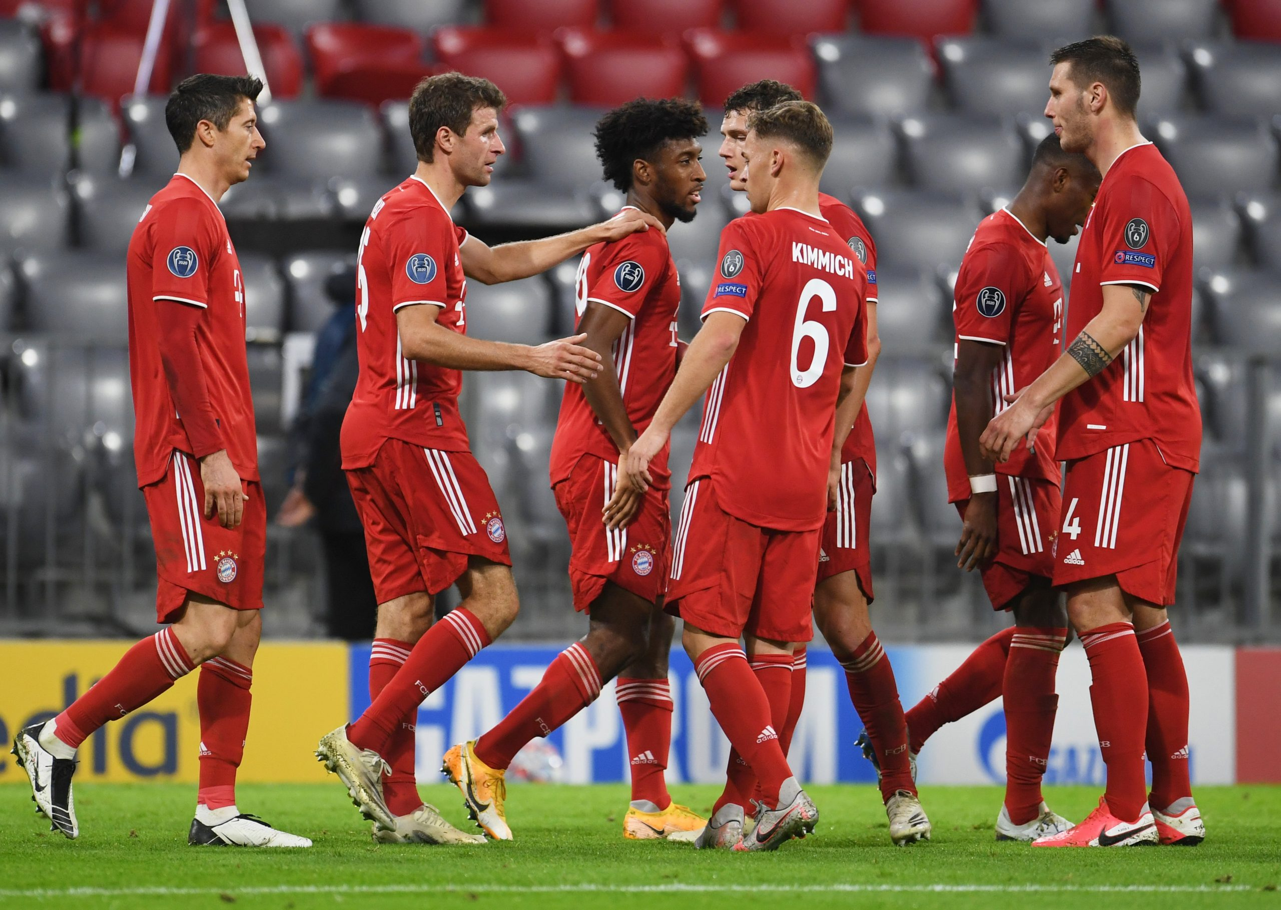 Nogometaši Bayerna bili su uvjerljivi protiv Madrižana/Foto REUTERS