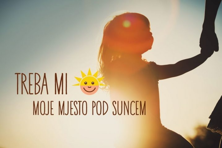 Donatorska kampanja 'Moje mjesto pod suncem'