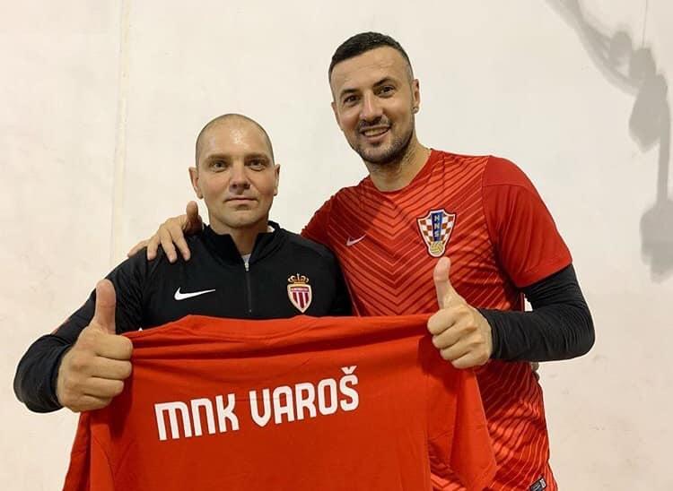 Danijel Subašić nije stao na vrata Varoši/Foto Zadarski list