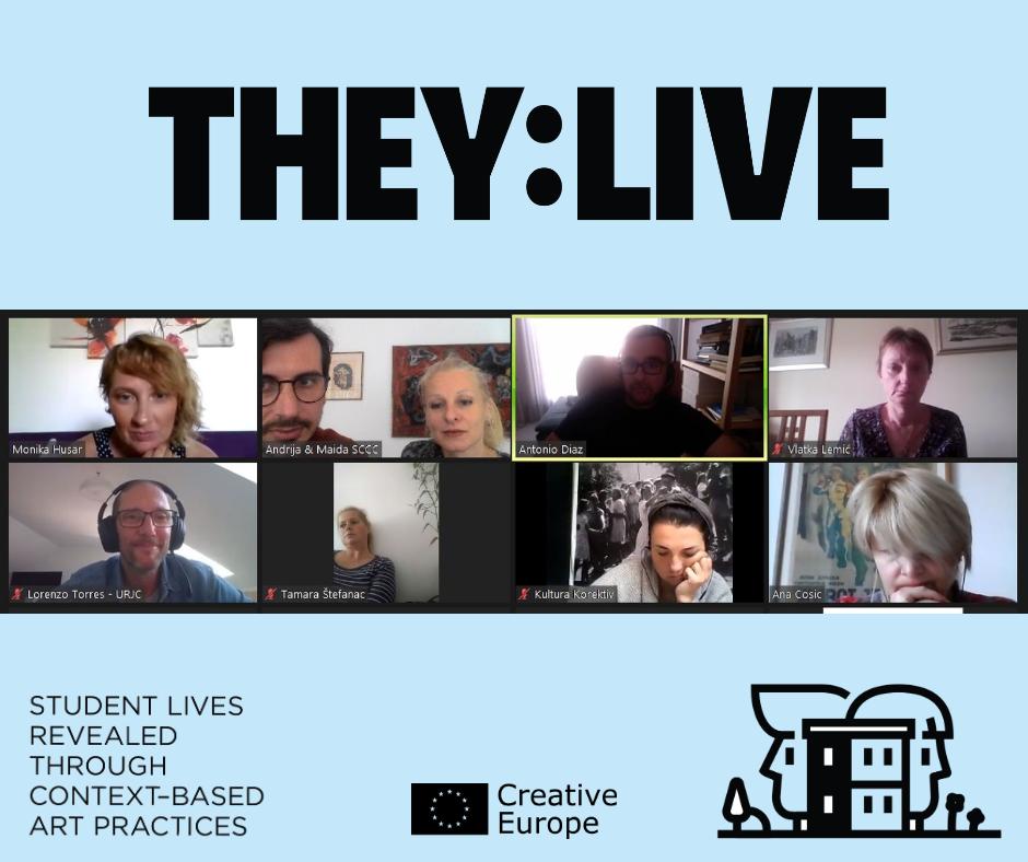 Projekt 'Oni žive'
