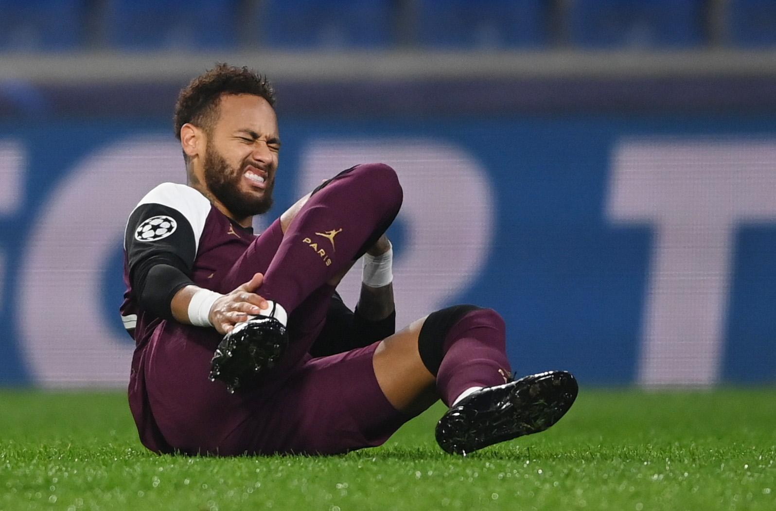 Neymar/Foto REUTERS