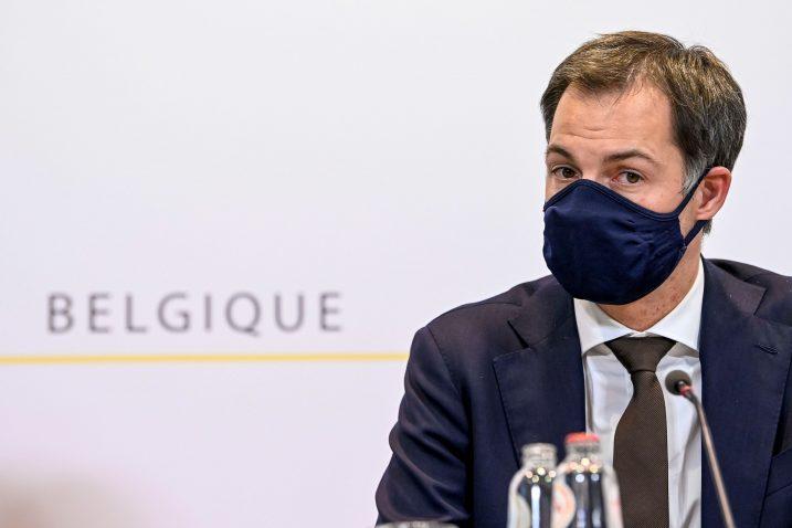 Premijer Alexander De Croo / Reuters