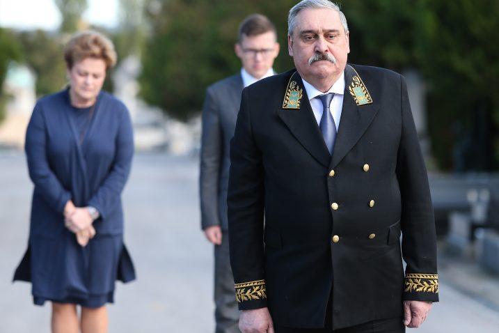 Ruski veleposlanik Andrej Nesterenko / Photo: Marko Prpic/PIXSELL