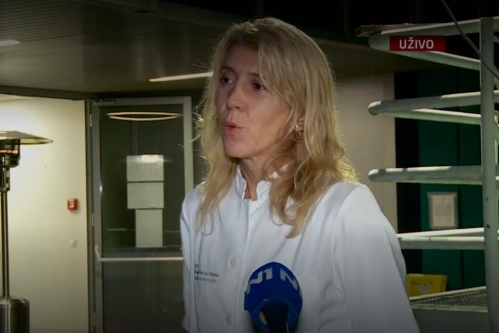 Marija Bilić / screenshot N1