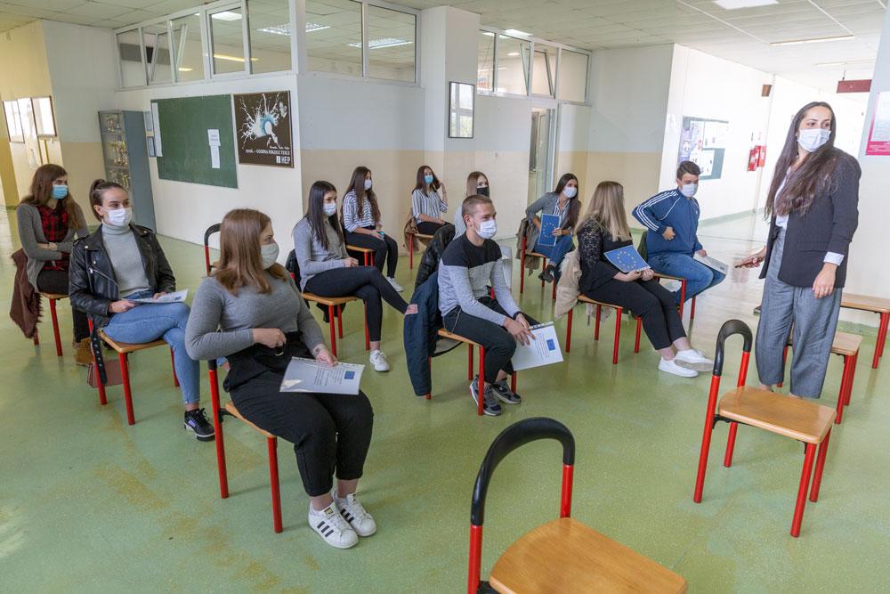 Strukovna škola Gospić