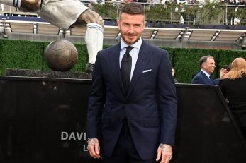 David Beckham/Foto REUTERS