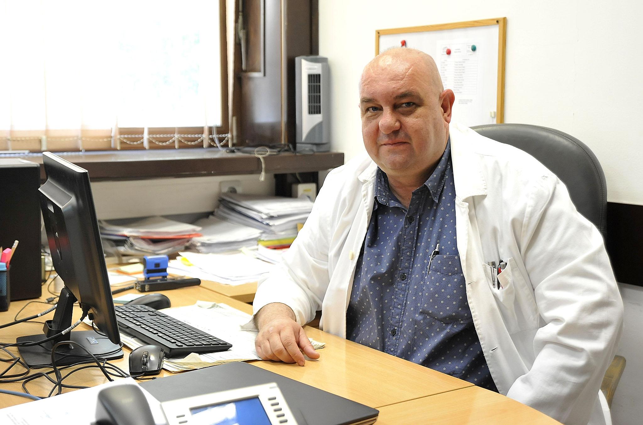 Dobrica Rončević / Foto: S. DRECHSLER
