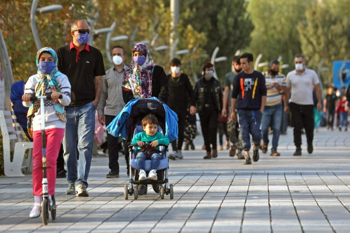 foto: Majid Asgaripour/WANA (West Asia News Agency) via REUTERS
