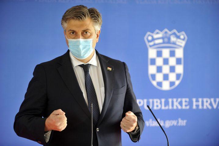 Andrej Plenković /Snimio Davor KOVAČEVIĆ