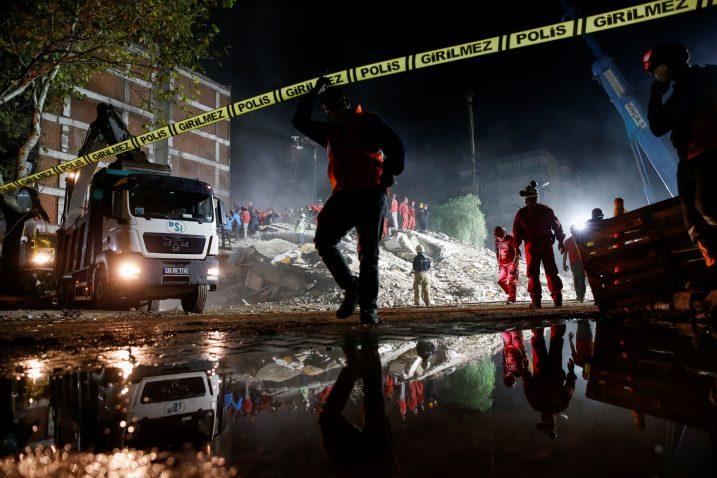 foto: REUTERS/Kemal Aslan