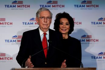 Mitch McConnell / REUTERS
