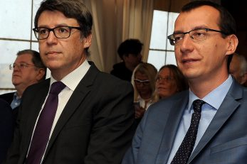 Željko Jovanović i Marko Filipović / Foto D. ŠKOMRLJ