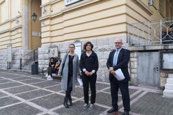 Elena Bonas, Neva Slani i Vedran Kružić / Foto A. KUĆEL ILIĆ