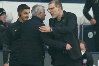 Slaven Bilić i Jose Mourinho/Foto REUTERS