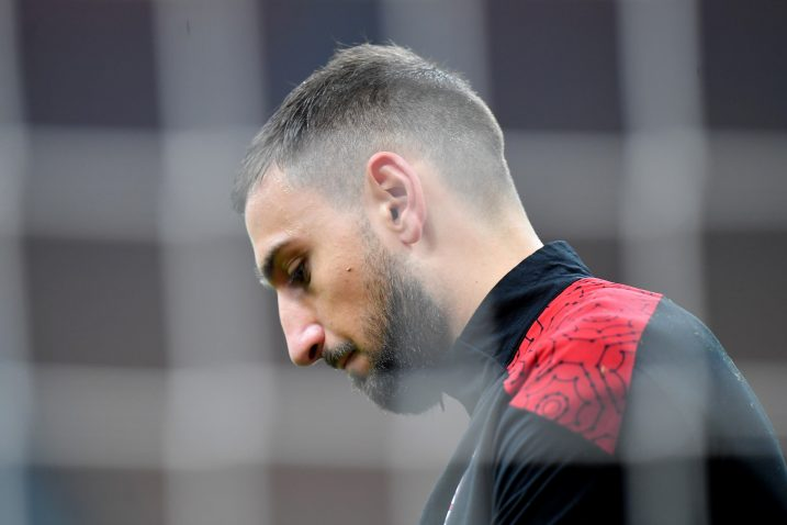 Gianluigi Donnarumma/Foto REUTERS