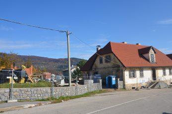 U okolišu Kuće Mance niknut će novi objekti / Foto M. KRMPOTIĆ