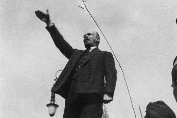 Lenjin u Prvom svjetskom ratu / Foto WIKIPEDIJA