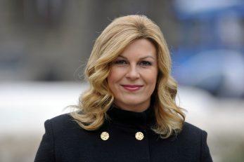 Kolinda Grabar Kitarović / Foto Davor Kovačević