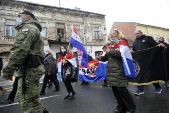 Ilustracija Kolone sjećanja u Vukovaru (ne prikazuje ljude iz članka) / Foto Davor Kovačević