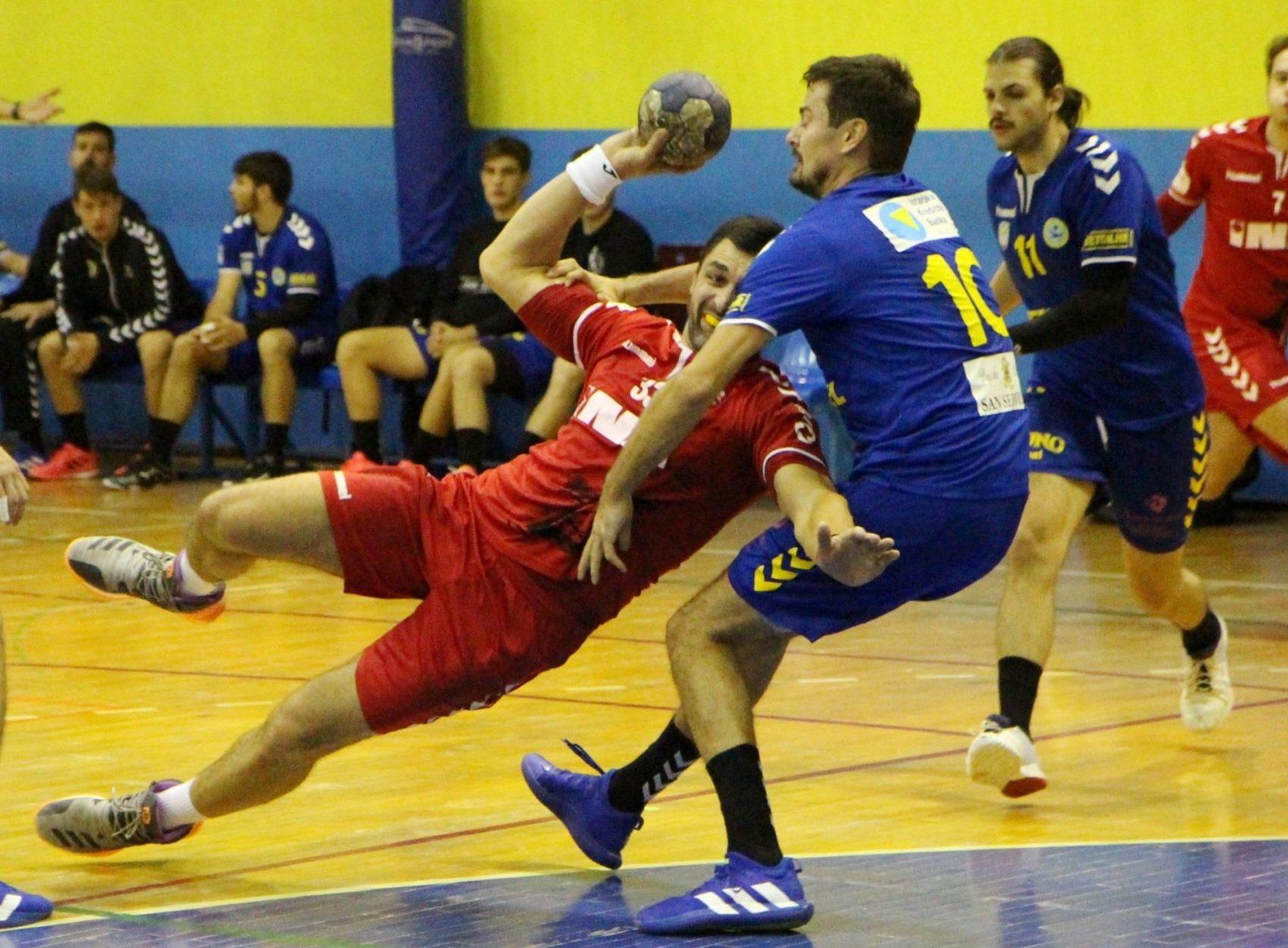 Renato Sulić je vukao Zamećane, a onda u završnici pocrvenio/Foto Glas Istre