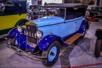 Foto Muzej automobila Beograd
