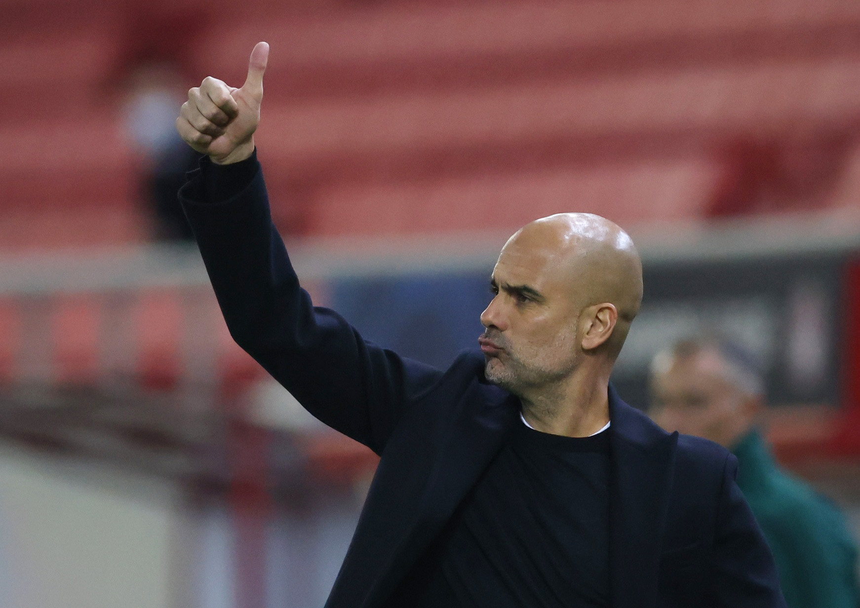 Pep Guardiola (Manchester City)/Foto REUTERS