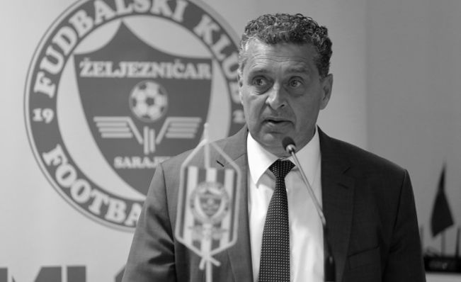 Admir Džubur/Foto FK Željezničar