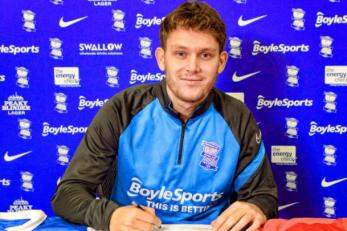 Alen Halilović/Foto FC Birmingham