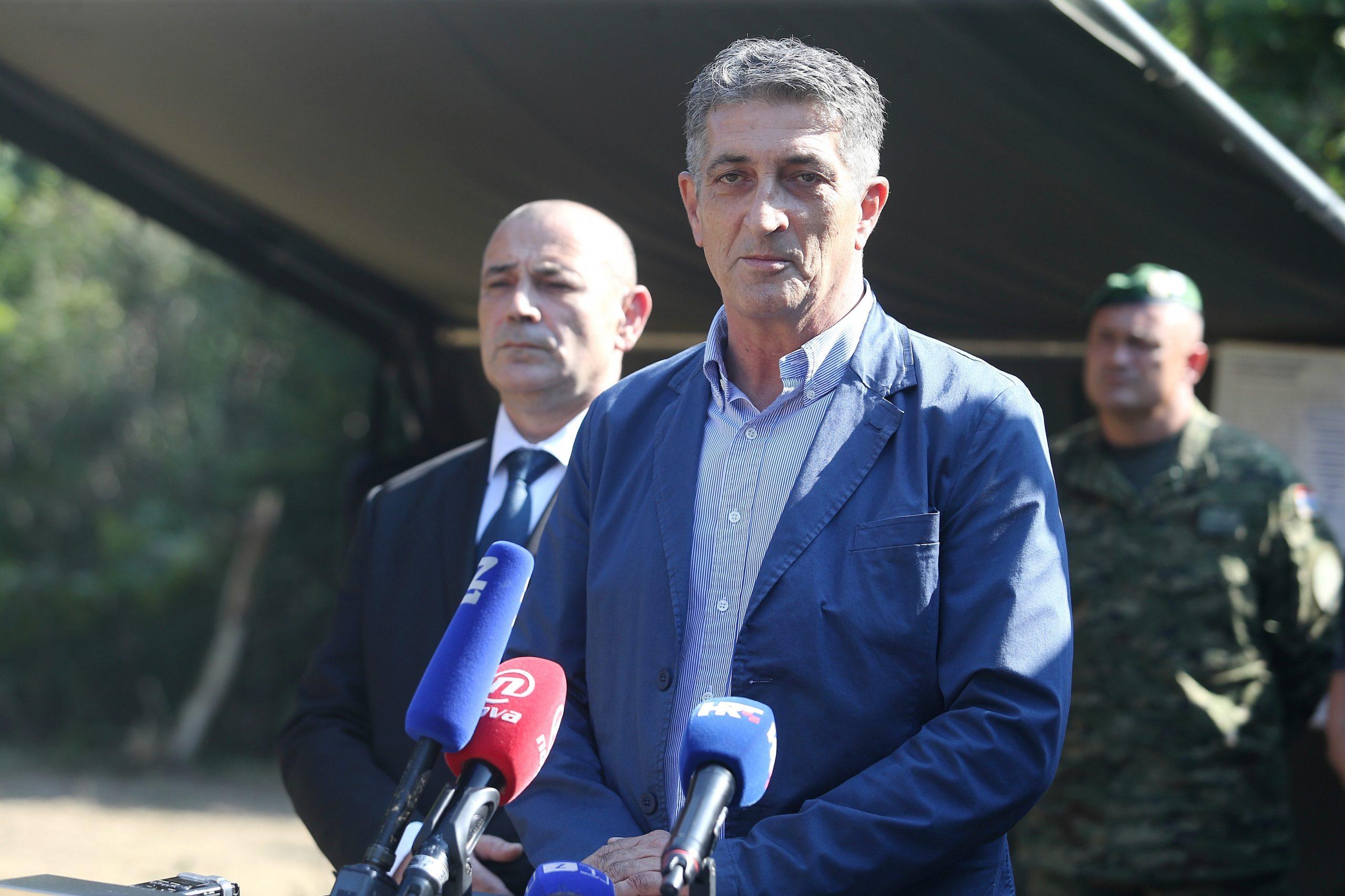 Državni tajnik Stjepan Sučić, foto: Dalibor Urukalovic/PIXSELL