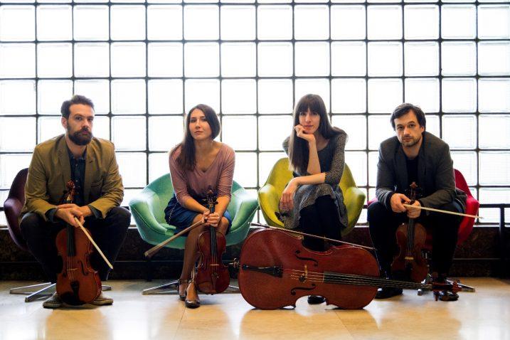 Foto Hrvatski gudački kvartet