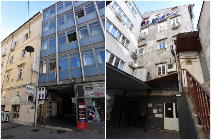 Sjedište tvrtki LD metal i Keepmetal u Užarskoj ulici u Rijeci / Foto Damir Škomrlj
