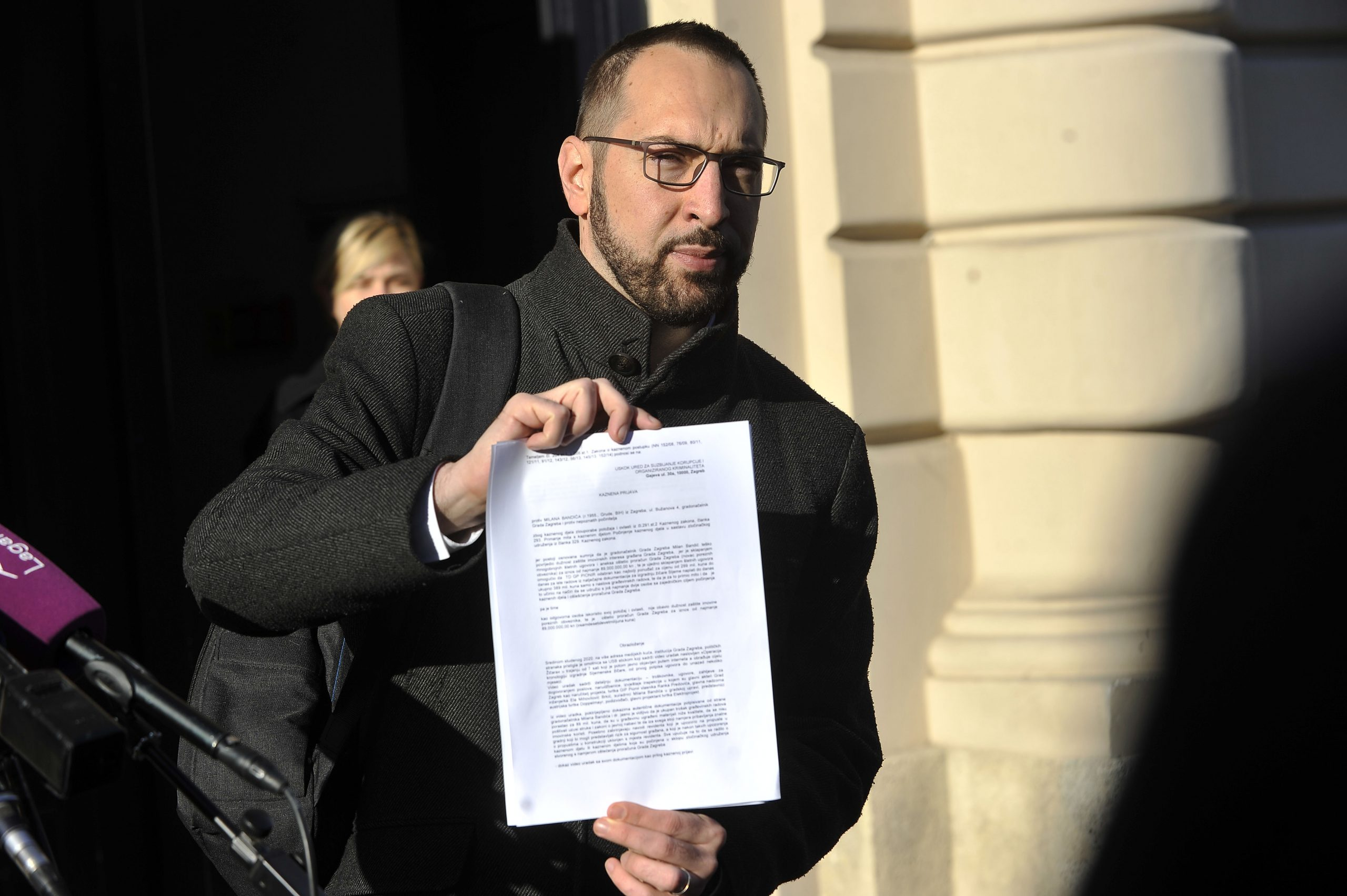 Tomislav Tonašević / Foto: D. KOVAČEVIĆ