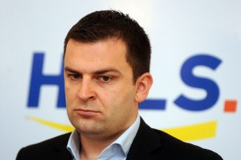 Dario Hrebak / Snimio Davor KOVAČEVIĆ