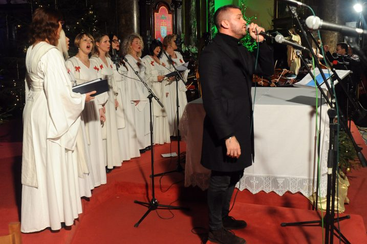 Prošlogodišnji nastup - klapa Luka i Damir Kedžo, Foto Marko Gracin