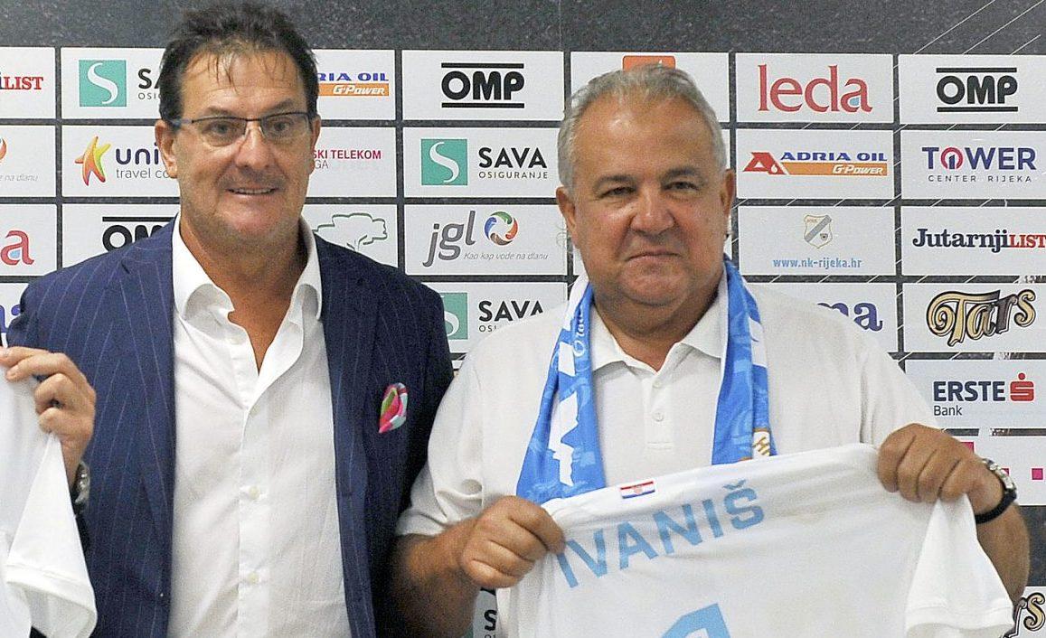 Damir Mišković i Nikola Ivaniš/Foto Arhiva NL