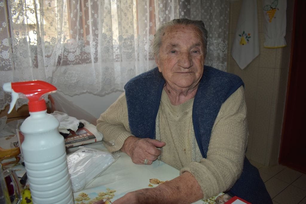 Baka Ana Cindrić / Snimio Marin SMOLČIĆ
