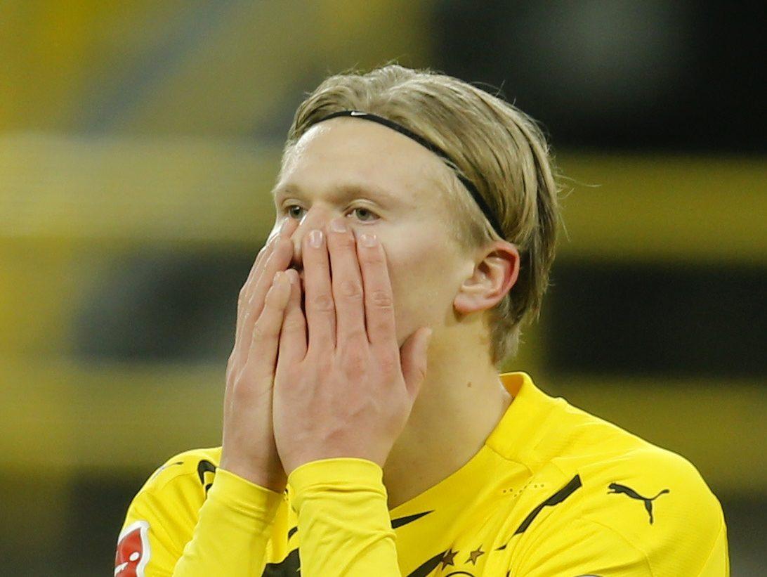 Erling Braut Haaland/Foto REUTERS