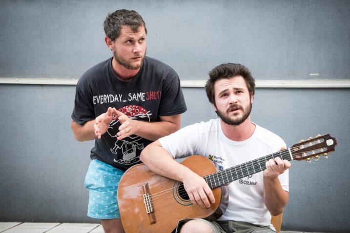 Nikola Nedić i Mario Jovev / Foto A. S. MUTIĆ