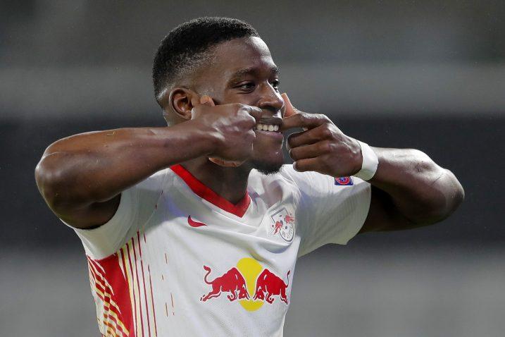 Nordi Mukiele (RB Leipzig)/Foto REUTERS