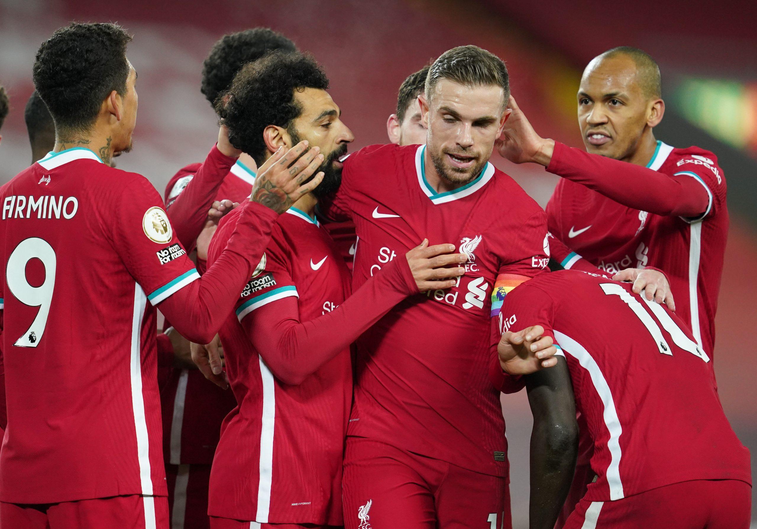 Redsi su u prvoj utakmici slavili rezultatom 2:0/Foto REUTERS