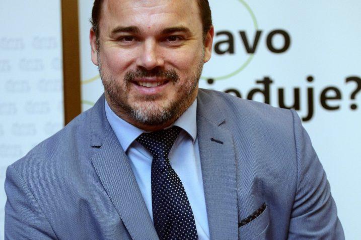 Kandidirao se za župana - Danijel Ferić / Foto : Z. BAŠIĆ/PIXSELL