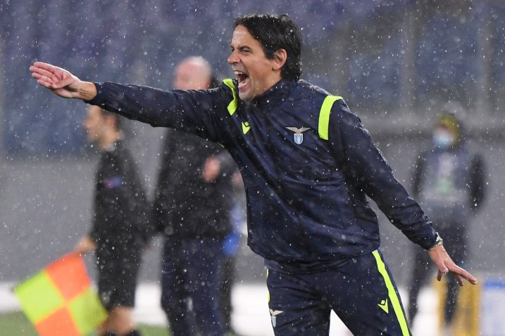 Simone Inzaghi/Foto REUTERS