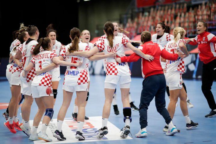 Hrvatske rukometašice / Foto Jozo Cabraja / kolektiff/HRS